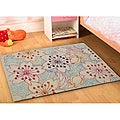 Jovi Home Meadow Hand-tufted Floral Cotton Rug (3' x 5')
