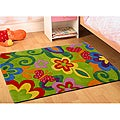 Jovi Home Hand-tufted Bloom Cotton Rug (3' x 5')