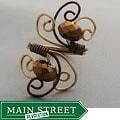 Handmade Swirly Wire Ring