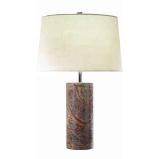 Grains of Sand Green Forest Table Lamp