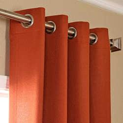 Round Bay Window Curtain Rods Coral Colored Curtain Panels