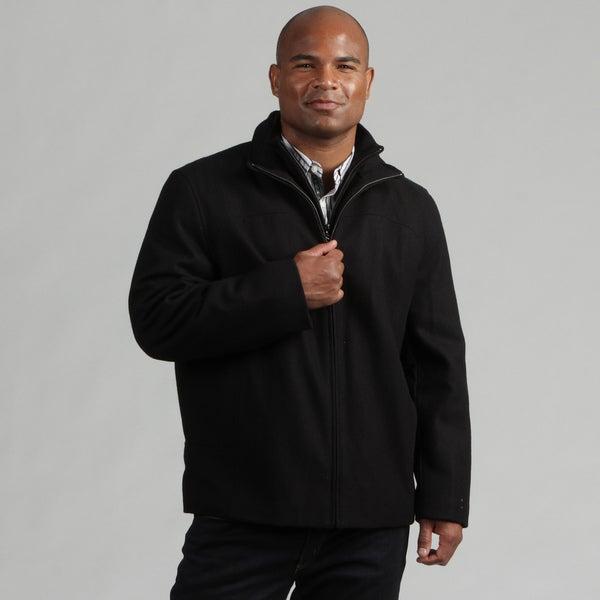 Calvin Klein Men's Classic Wool Blend Jacket FINAL SALE