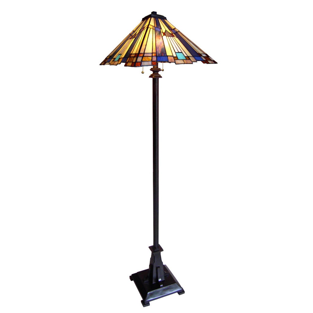 Share for Overstock tiffany floor lamp