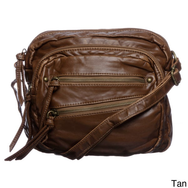 Valencia Camera Crossbody Bag