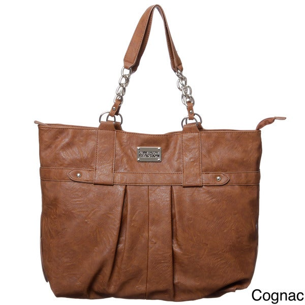 Kenneth Cole Reaction Command Chain Detail Tote