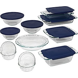 Pyrex Easy Grab 19-piece Bakeware Set