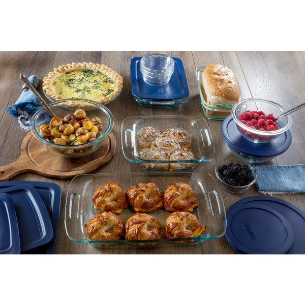 Pyrex Easy Grab 19-piece Bakeware Set 9149753