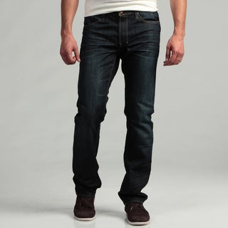 Projek Men's Dark Blue Denim Jeans