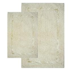 Greenville Vanilla 2-Piece Bath Rug Set