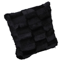 Roberto Amee Mink Faux Fur Pillow