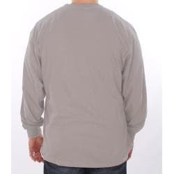 Farmall IH Men's Heather Grey Henley