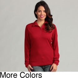 Minus33 Women's 'Liberty' Merino Wool Lightweight 1/4-zip Base Layer Top