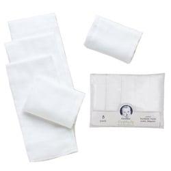 Gerber Prefold Birdseye Organic Cloth Diapers (Pack of 5)