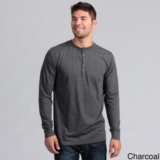 Concepts Men's 5-button Henley