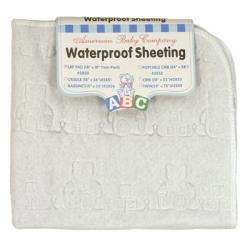 American Baby Company Waterproof Sheeting Lap Pads