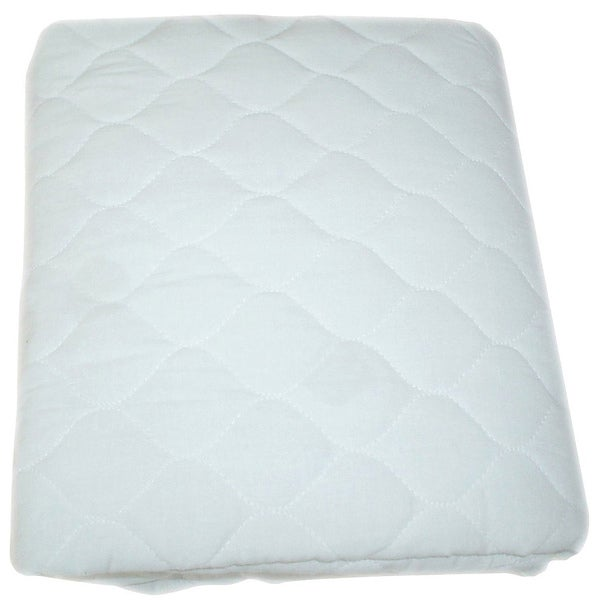 American Baby Company Waterproof Quilted Cradle Mattress Pad
