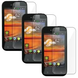 Screen Protector for LG MyTouch (Pack of 3)