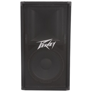 Peavey 112 400 W RMS - 800 W PMPO Speaker - 2-way - Black