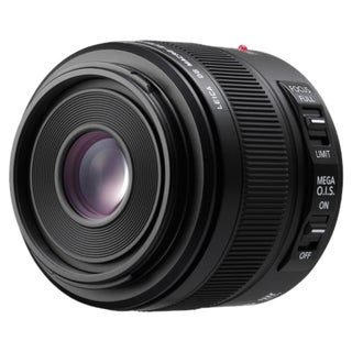 Panasonic HES045 45 mm f/2.8 Macro Lens for Micro Four Thirds