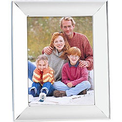 Towle Wide Border Scoop Silver-plated 8x10-inch Photo Frame