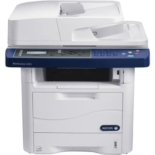 Xerox WorkCentre 3325/DNI Laser Multifunction Printer - Monochrome -