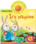 It's Playtime (Board book)