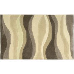 Nourison Textures Kitchen Beige Rug (1'8 x 2'9)