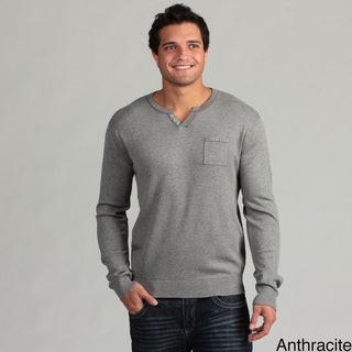 The Fresh Brand Men's Henley Shirt
