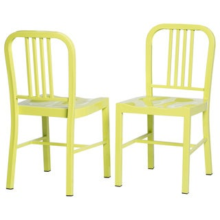 Limeade Metal Counter Stool Set Of 2 14294623