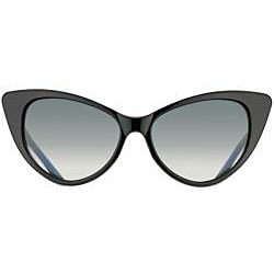 Tom Ford Women's TF0173 'Nikita' Black Cat Eye Sunglasses