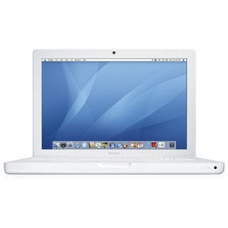 Apple Macbook MB881LL/A Laptop Intel Core 2 Duo 2.0Ghz 2GB 120GB DVD-RW OS X 10.5