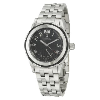 Bulova Accutron Men's 'Exeter' Stainless Steel Quartz Watch