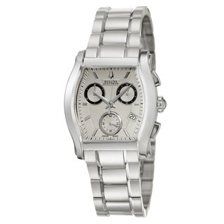 Bulova Accutron Men's 'Stratford' Stainless Steel Quartz Watch