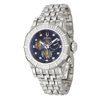 Bulova Accutron Men's 'Kirkwood' Stainless Steel Quartz Watch
