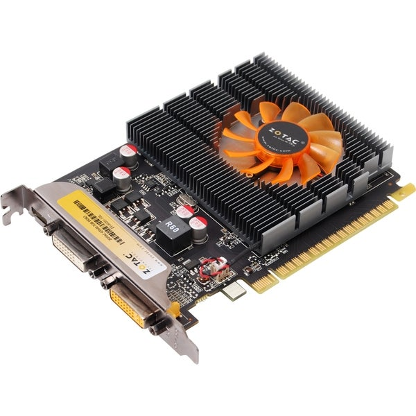 Zotac ZT-60201-10L GeForce GT 640 Graphic Card - 1 GPUs - 900 MHz Cor