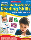 Teaching Real-Life Nonfiction Reading Skills in the K-1 Classroom (Paperback)