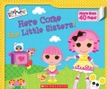 Here Come the Little Sisters! (Board book)