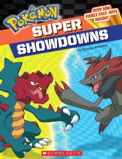 Pokemon Super Showdowns (Hardcover)
