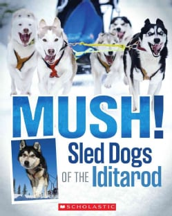 Mush! Sled Dogs of the Iditarod (Paperback)