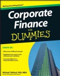 Corporate Finance for Dummies (Paperback)