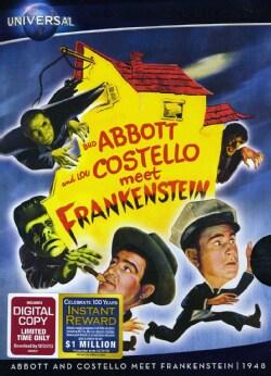 Abbott And Costello Meet Frankenstein (DVD)