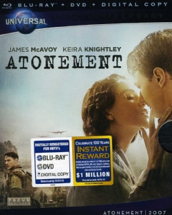 Atonement (Blu-ray/DVD)