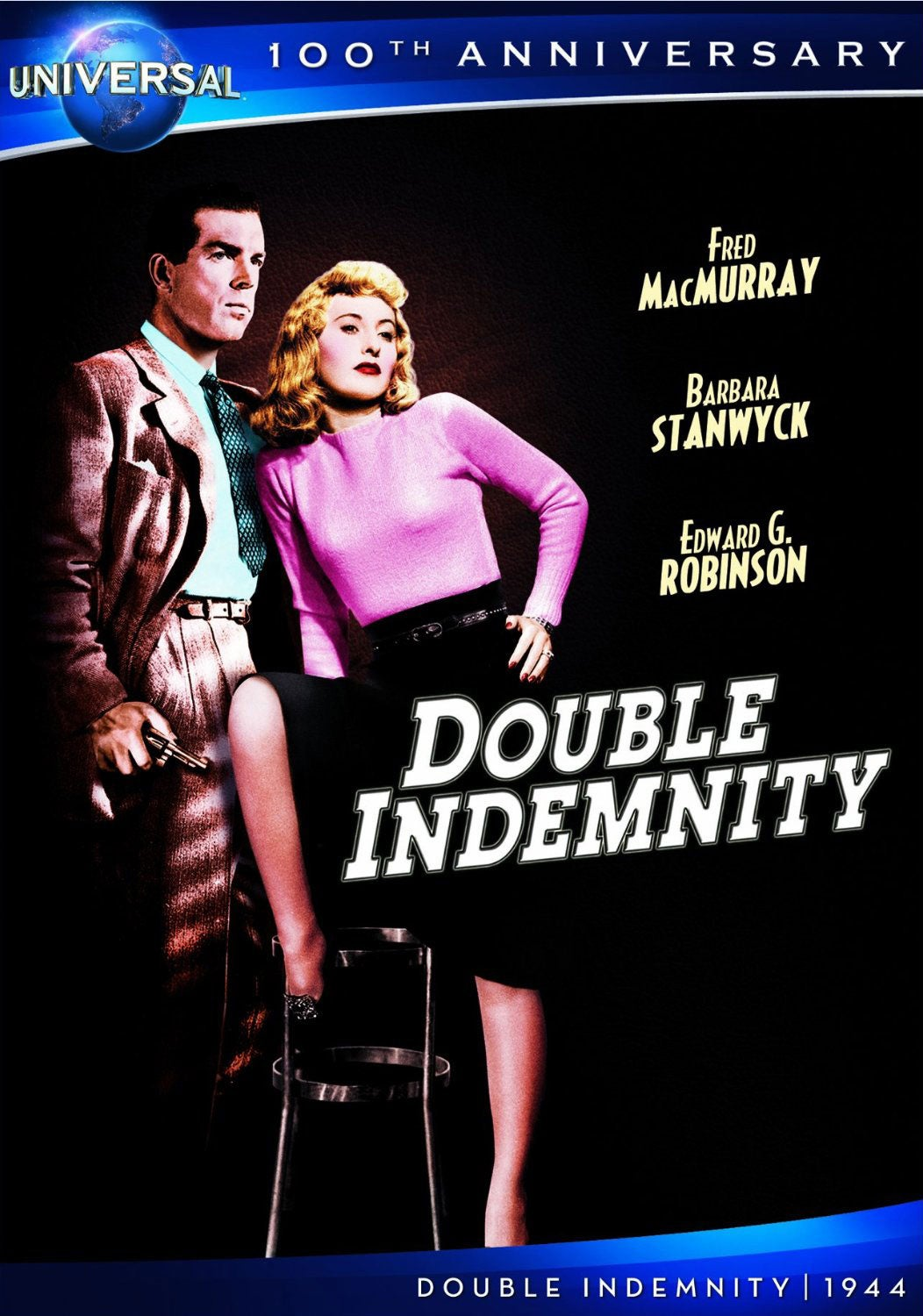 Double Indemnity (DVD)