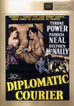 Diplomatic Courier (DVD)
