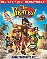 The Pirates! Band of Misfits (Combo) (Blu-ray/DVD)