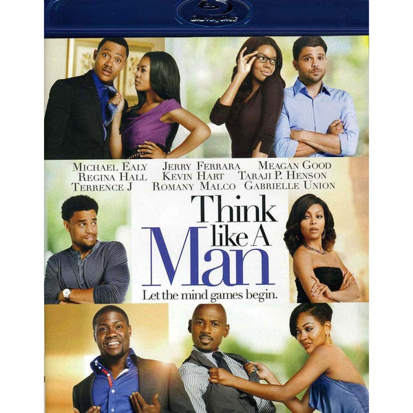 Think Like a Man (Blu-ray Disc) 9154422