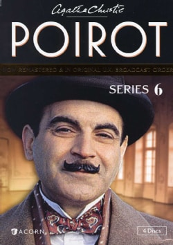 Poirot Series 6 (DVD)