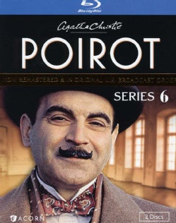 Poirot Series 6 (Blu-ray Disc)
