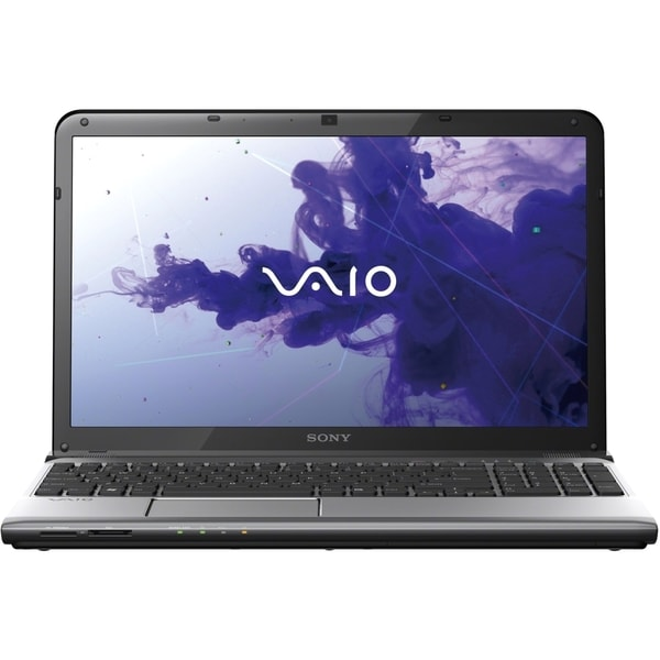 "Sony VAIO E SVE1511PGXS 15.5"" LED Notebook - Intel Core i7 i7-3612QM"
