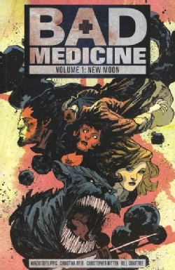 Bad Medicine 1: New Moon (Paperback)